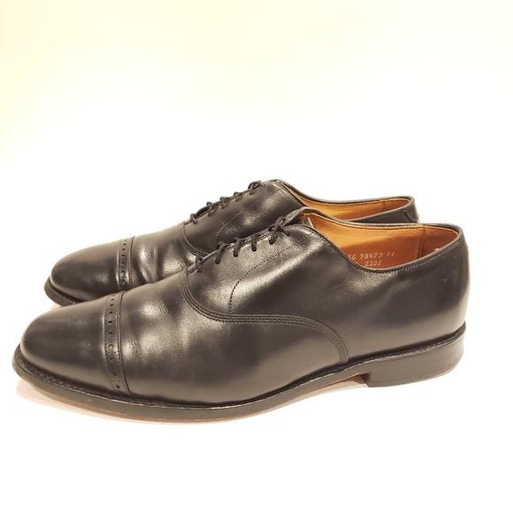 search for original select for official popular design Allen Edmonds Byron Mens 11 EEE black